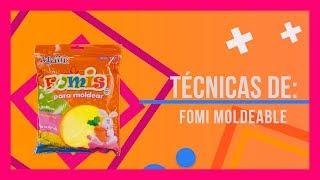 Técnica fomi moldeable