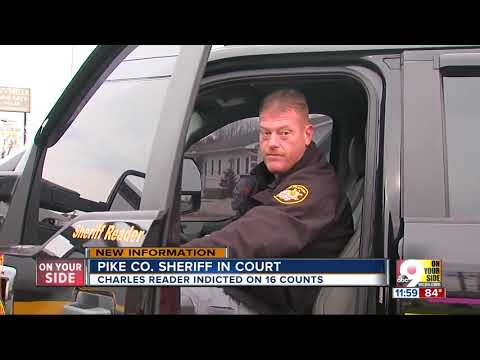 Pike County Sheriff Indicted on 16 Charges, Pleads Not Guilty - The