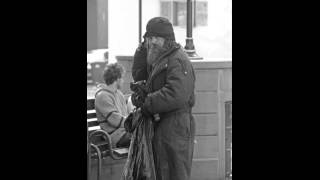 Tribute to Tea Cosy Pete, he lived on the streets of swansea since 1980