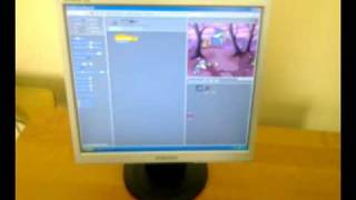 Первый урок Scratch в 5 классе. http://afoninsb.ru