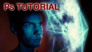 Glowing Lines Photoshop Tutorial