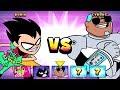 Teen Titans Go!: Jump Joust - Robin Doesn't Trust Robots [Cartoon Network Games]