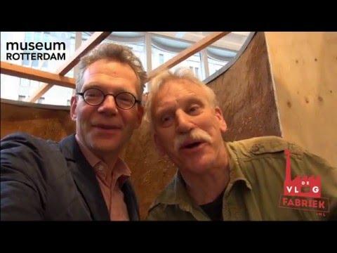 Paul van de Laar Museum Rotterdam Vlog 1