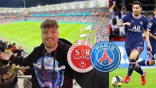 Messi Stadionvlog - Erstes Spiel für PSG 🇫🇷🐐   ViscaBarca