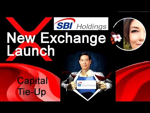 SBI Japan Capital Investment NEW Crypto Exchange, XRP & Bob Way, Ripplenet Egypt Coming
