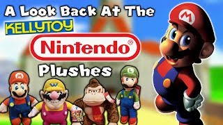 A Look Back At The Kellytoy Nintendo Plushes!