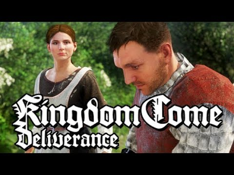 Kingdom Come Deliverance Gameplay German #06 - Rendezvous mit Theresa