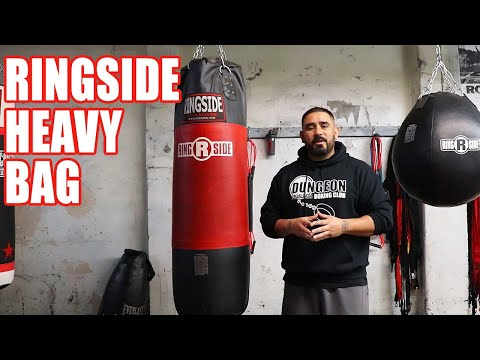BEST PUNCHING BAG, RINGSIDE HEAVY BAG