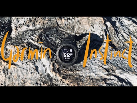 Deep Review! Garmin Instinct Review | Comparing to Apple watch series 4