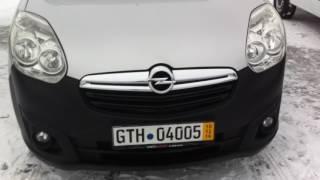 Продажа. Опель Комбо COMBO 2012 года 77 кВт за 8500$. Автомобиль с Германии.