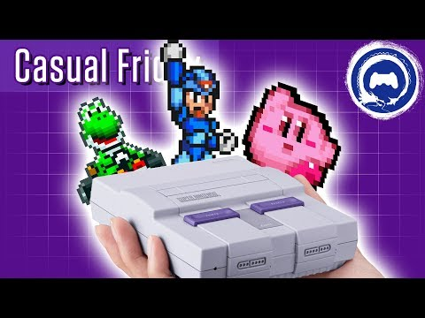TGIF SNES | Casual Friday | Stream Four Star
