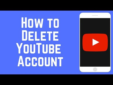 How to Permanently Delete Your YouTube Account 2019 - YouTube
