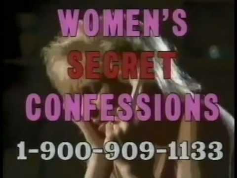 Womens secret confessions