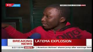 BREAKING NEWS: City on high alert following explosion along Tom Mboya Street