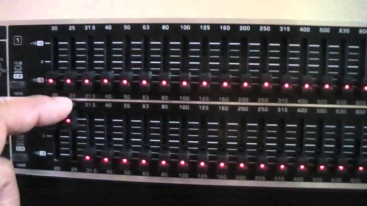 How To Build 3 Band Equalizer
