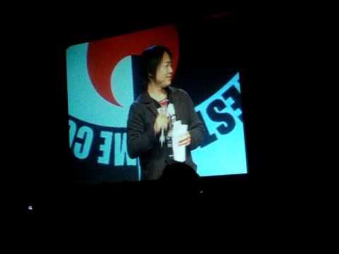 Sasaki Nozomu Speaking & Singing  Sakura Con 2009