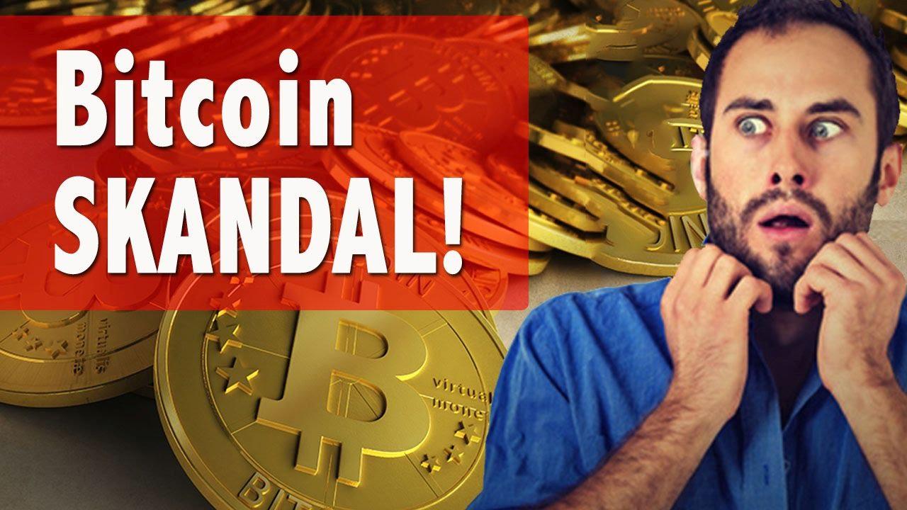 Bitcoin Skandal