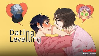 [Official Trailer] Dating Levelling | comico