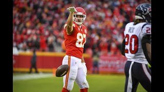 Travis Kelce Full Highlights vs. Texans | 2019 AFC Divisional