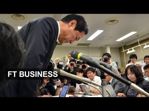 Mizuho president apologises