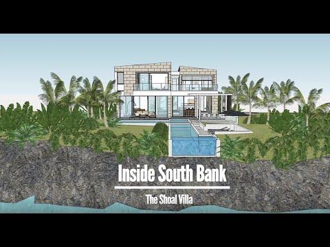 Inside South Bank - The Shoal Villa - Ocean Estate