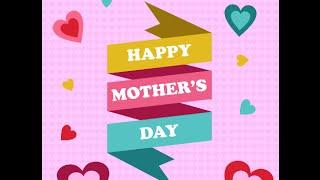 Hướng dẫn thiết kế thiệp ngày của mẹ