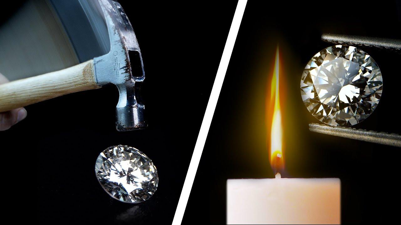 Download Diamonds...REAL vs FAKE!