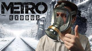 ВСЁ, ПРИЕХАЛИ... Обзор Metro Exodus Метро Исход