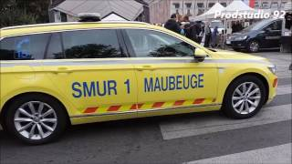 SDIS 59 CONGRES SAPEURS-POMPIERS DU NORD 2016
