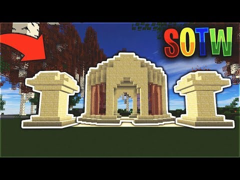 LIVING IN THE TALI TEMPLE #1 - SOTW | Minecraft Factions