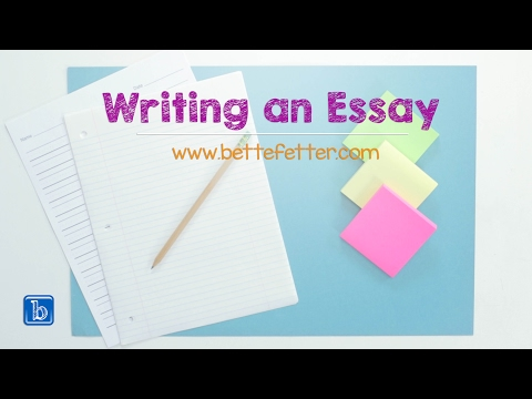 Writing an Essay for Visual Learners: Early Childhood Education