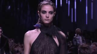 ELIE SAAB Ready-to-Wear Autumn Winter 2017-18 Fashion Show