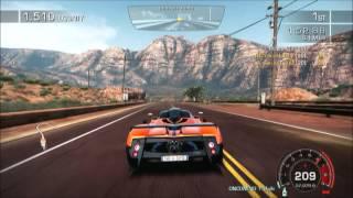 NFS Hot Pursuit (2010): Online Race (Sun, Sand, and Supercars)