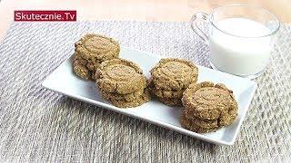 Pełnoziarniste ciastka kawowe (super ciastka i super przekąska) :: Skutecznie.Tv
