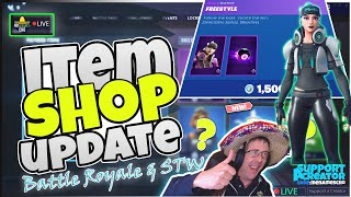 💥MenamesCho's LIVE 🔵 FREESTYLE 🎤 ITEM SHOP UPDATE ⚡ Fortnite Battle Royale - 23rd August 2019