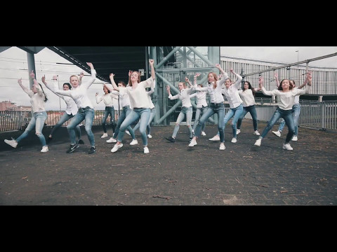 Run Up -  African Dance(hall) - Choreography Manouk Tulen