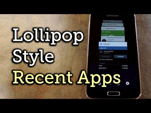 Get the Android Lollipop