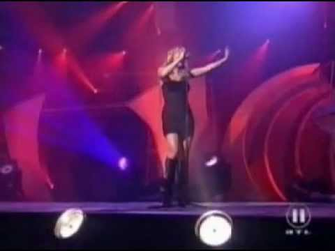 Mariah Carey - Medley (Never too far - Hero - Without you) (Live @ The Dome20, Germany 2001)