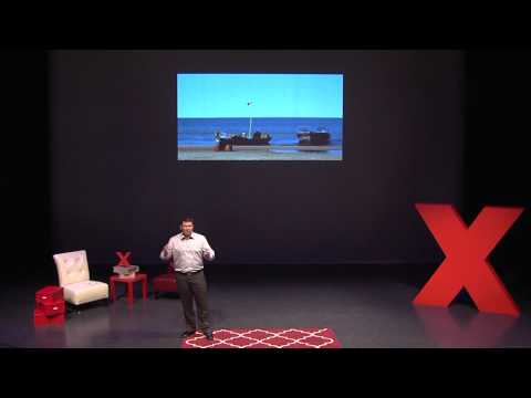 Life in a Learning Community - Learning, Unlearning and Relearning: Mark Elliott at TEDxFortMcMurray