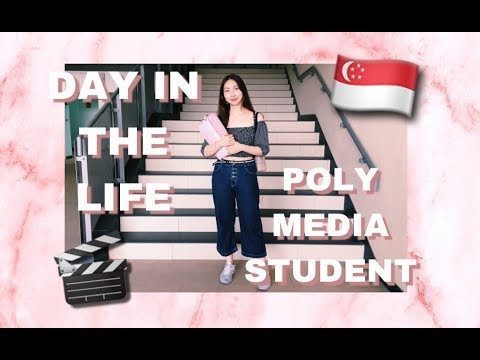 A Day In My Life As A Media Student   JHL