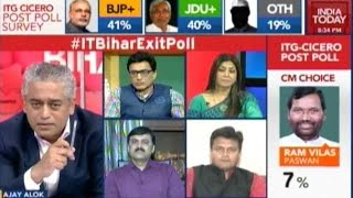 Bihar Elections Exit Polls 2015: Sushil Modi To Ride The Wave Of Victory?