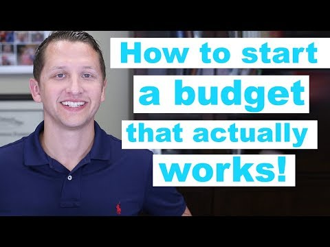 "<span class=""title"">How to Start A Budget that Actually Works</span>"