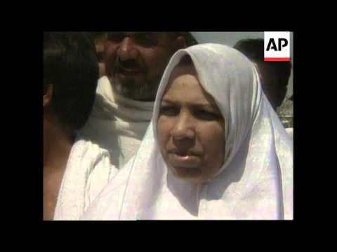 SAUDI ARABIA: MUSLIMS GATHER ON MOUNT ARAFAT