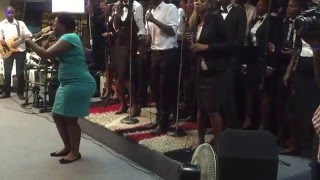 Lolly Stot - Take all the glory and Mazuva Ose Medley