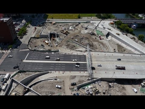 A progress report on Wacker Gateway Park