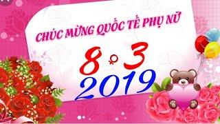 """Thơ Chế """" Mừng Ngày Quốc Tế 8/3 tặng chị em Phụ Nữ Việt Nam hay & ý nghĩa - Trương Đình Đại"""