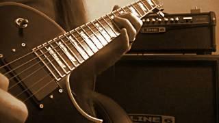 S.I.N. by Ozzy Osbourne & Zakk Wylde Guitar Cover Full Song! Best viewed in HD 720p