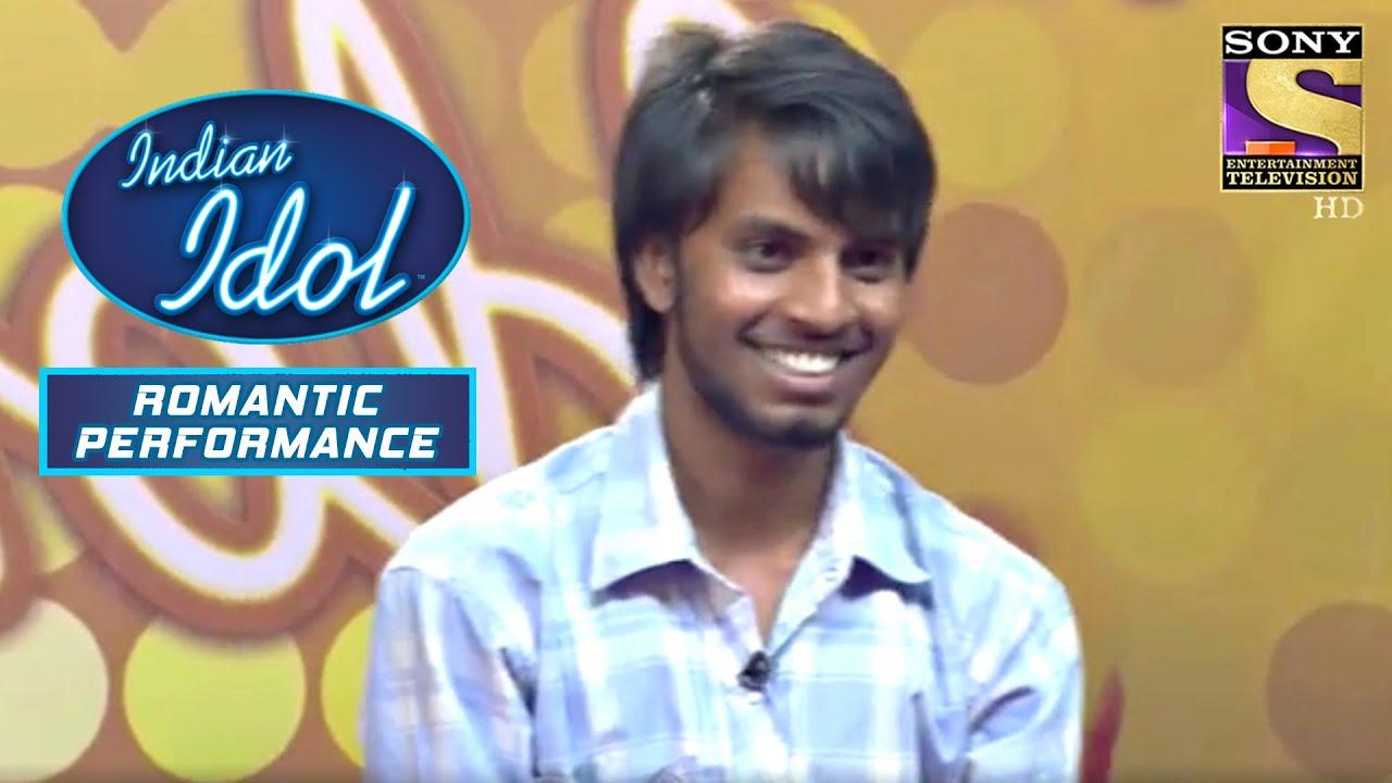Download Judges हुए Impress इस Contestant के Audition से! | Indian Idol | Romantic Performance