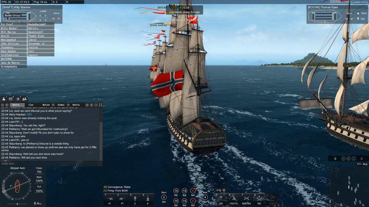 PortBattle for Marigot - Danmark-Norge vs Sverige - YouTube