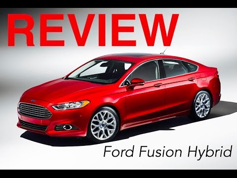 2017 ford fusion hybrid review youtube. Black Bedroom Furniture Sets. Home Design Ideas